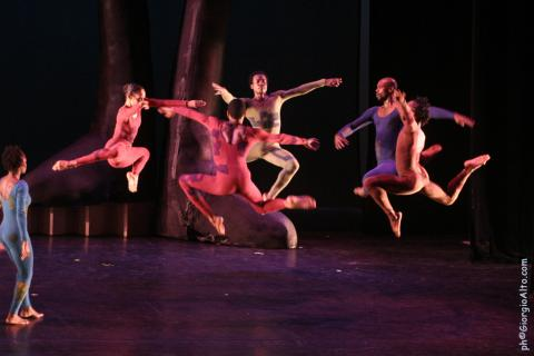 Garth Fagan Dance Company